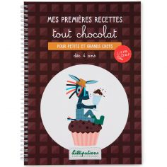 Livre de recettes Mes premières recettes tout chocolat