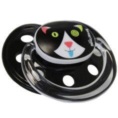 Sucette physiologique Charlos le chat (0-6 mois)