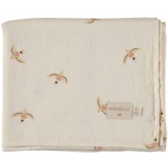 Maxi lange Haiku birds (100 x 120 cm)