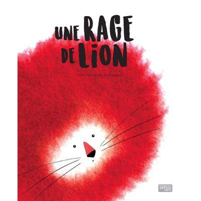 Livre Une rage de lion Sassi Junior