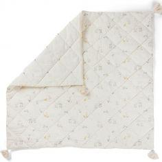 Couverture en coton et polyester Just Hatched (92 x 92 cm)