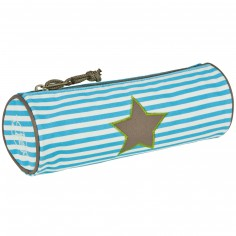 Trousse scolaire ronde Starlight boy