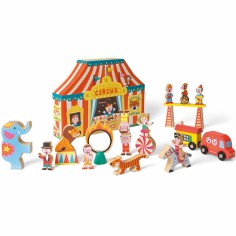 Story box circus (21 pièces)