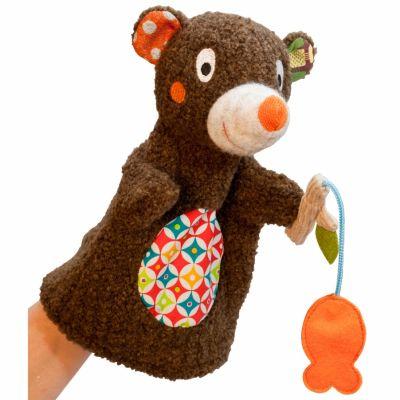 Marionnette à main Woodours Ebulobo