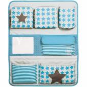 Vide-poche de voiture Starlight bleu - Lässig