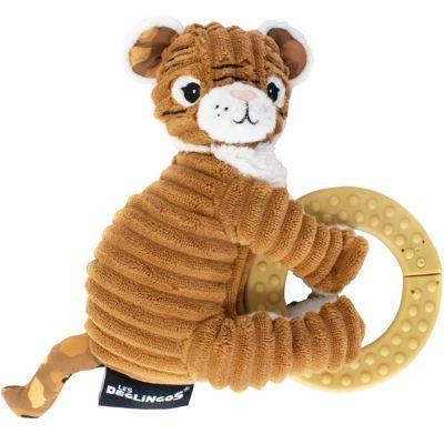Anneau de dentition Speculos le tigre  par Les Déglingos