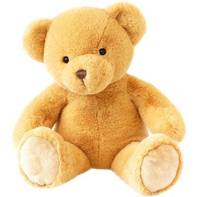 Peluche ours Titours jaune miel (50 cm)  par Histoire d'Ours