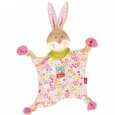 Doudou plat lapin Bungee Bunny (20 x 26 cm) Sigikid