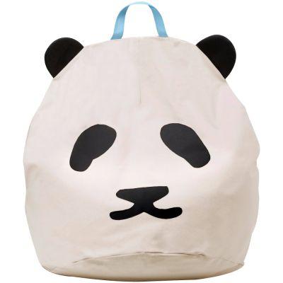 Pouf géant panda (80 x 110 cm)  par BINI