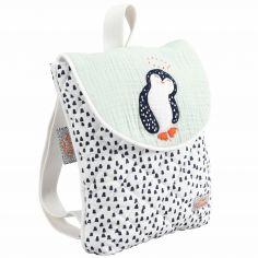 Sac à dos bébé Pingouin