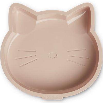 Moule à gâteau Amory Cat Rose  par Liewood