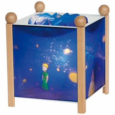 Lanterne magique Le Petit Prince naturel  par Trousselier
