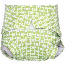 Culotte couche lavable T.MAC Bulles Libellule (Taille XL)  par Hamac Paris