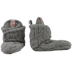 Chaussons gris Slipper Empire (3-6 mois)