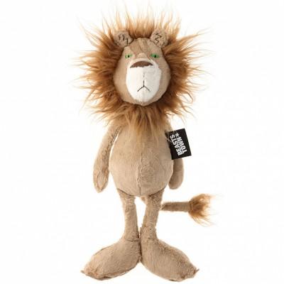 Peluche lion Brave Hair BeastsTown (43 cm) Sigikid
