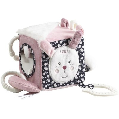Cube d'activités Miss Fleur de Lune  par Sauthon