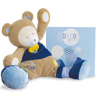 Range pyjama Les Ptitous ours (50 cm) Doudou et Compagnie