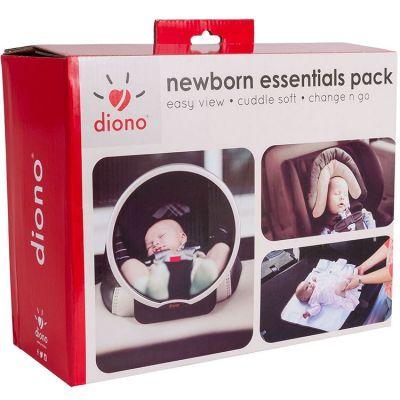 Kit d'accessoires essentiels pour nouveau-né  par Diono