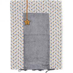 Housse de matelas à langer Honeymoon (60 x 80 cm)