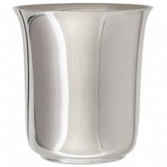 Timbale Elodie Venus personnalisable (métal argenté) dans son coffret
