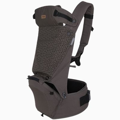 Porte bébé Hip Seat Natural Baby Marron  par Tuc Tuc