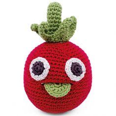 Hochet Thomas la tomate (13 cm)
