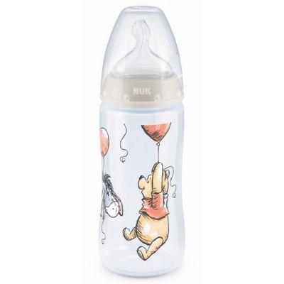 Biberon First Choice + Winnie (300 ml)  par NUK