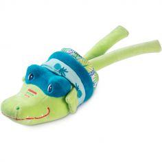 Peluche vibrante Anatole le crocodile Mini-dansant