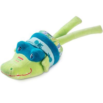 Peluche vibrante Anatole le crocodile Mini-dansant  par Lilliputiens