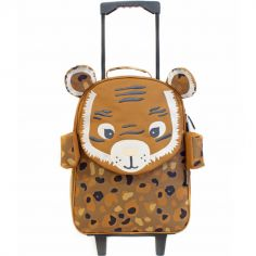 Valise trolley Speculos le tigre