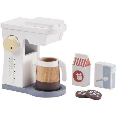 Cafetière et accessoires en bois  par Kid's Concept