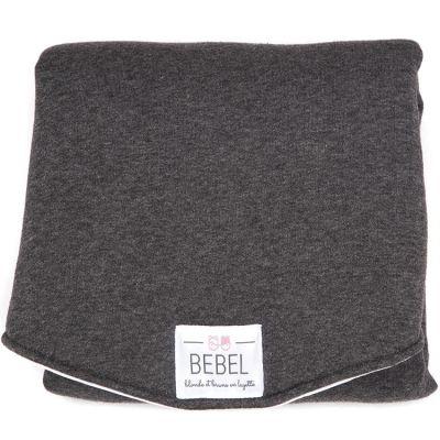 Tapis à langer gris anthracite New Jersey  par BEBEL