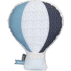 Coussin montgolfière Lazare (26,5 x 34,5 cm)