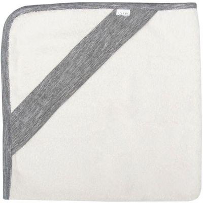 Cape de bain Slim stripes (75 x 75 cm) Les Rêves d'Anaïs