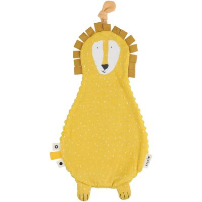 Doudou plat velours Mr. Lion  par Trixie