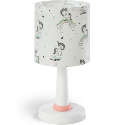 Lampe de chevet licorne  par Pioupiou et Merveilles