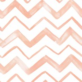 Papier peint chevrons roses by Lucie Bellion - Lilipinso
