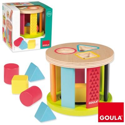 Ma première boîte à formes  par Goula