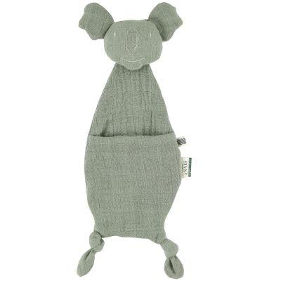 Doudou plat koala Bliss Olive  par Trixie