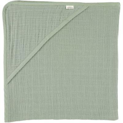 Cape de bain Bliss vert olive (75 x 75 cm)  par Trixie