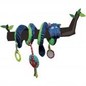 Spirale d'activités Hippipos l'hippopotame - Les Déglingos