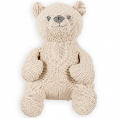 Peluche ourson Classic sable (35 cm) Baby's Only