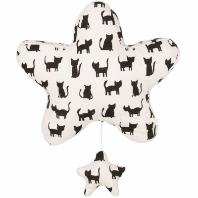 Coussin musical Cats (15 x 20 cm) Trixie