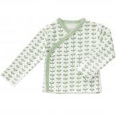Brassière Feuille verte (3-6 mois : 60 à 67 cm) - Fresk