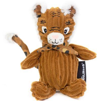 Peluche Speculos le tigre (22 cm)  par Les Déglingos