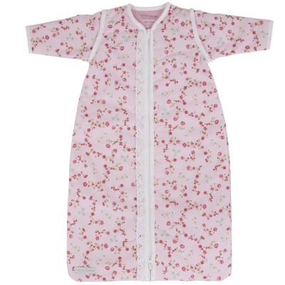 gigoteuse chaude pink blossom tog 2 2 110 cm par little dutch. Black Bedroom Furniture Sets. Home Design Ideas