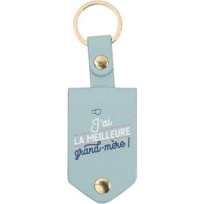 Porte-clés J'ai la meilleure grand-mère !