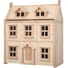 Maison victorienne en bois