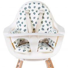 Coussin de chaise haute Evolu Jersey léopard