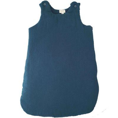 gigoteuse chaude bleu tog 2 110 cm luciole et cie. Black Bedroom Furniture Sets. Home Design Ideas